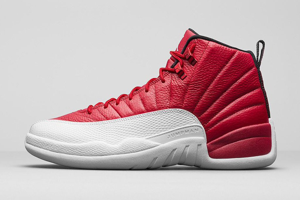 red retro 12 outfit
