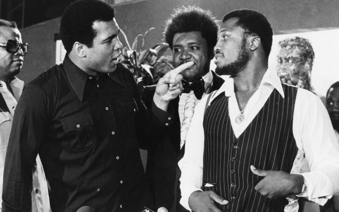 Muhammad Ali Joe Frazier Thrilla in Manilla