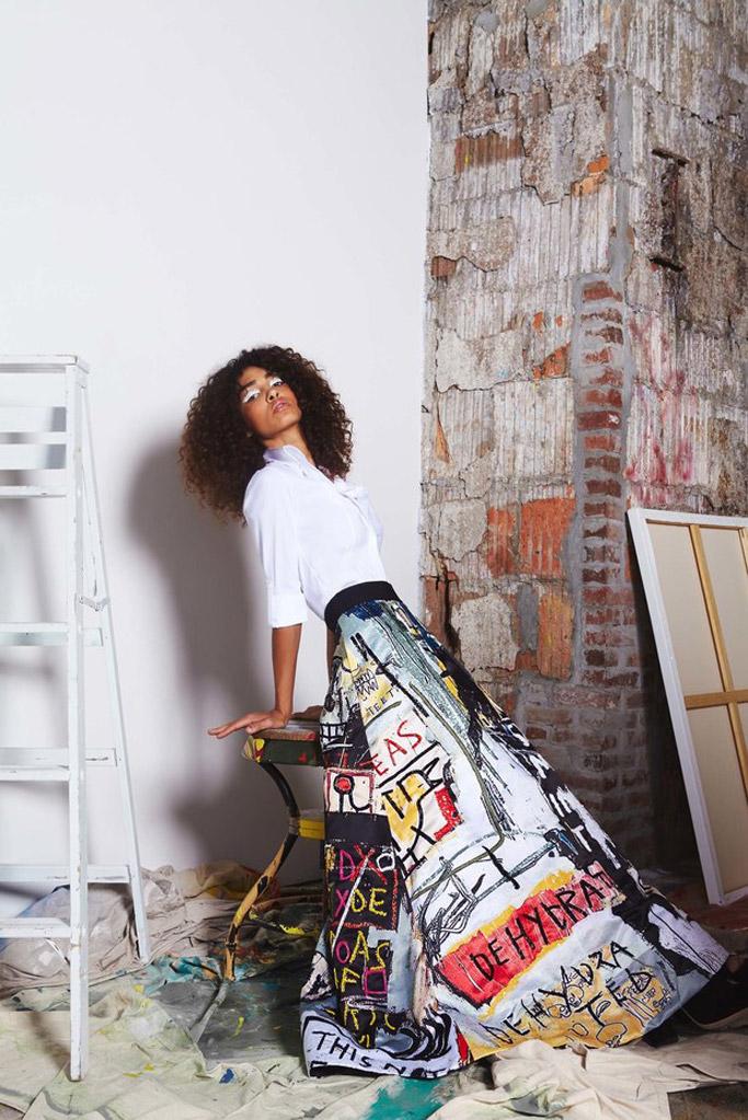 alice olivia Basquiat
