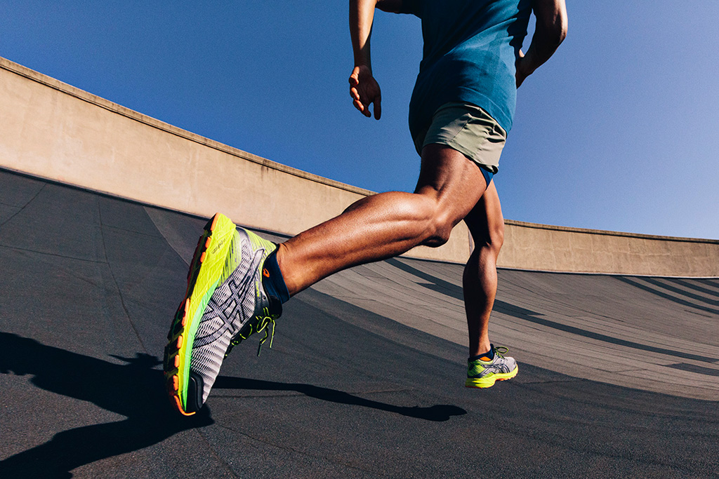 Asics DynaFlyte Launches