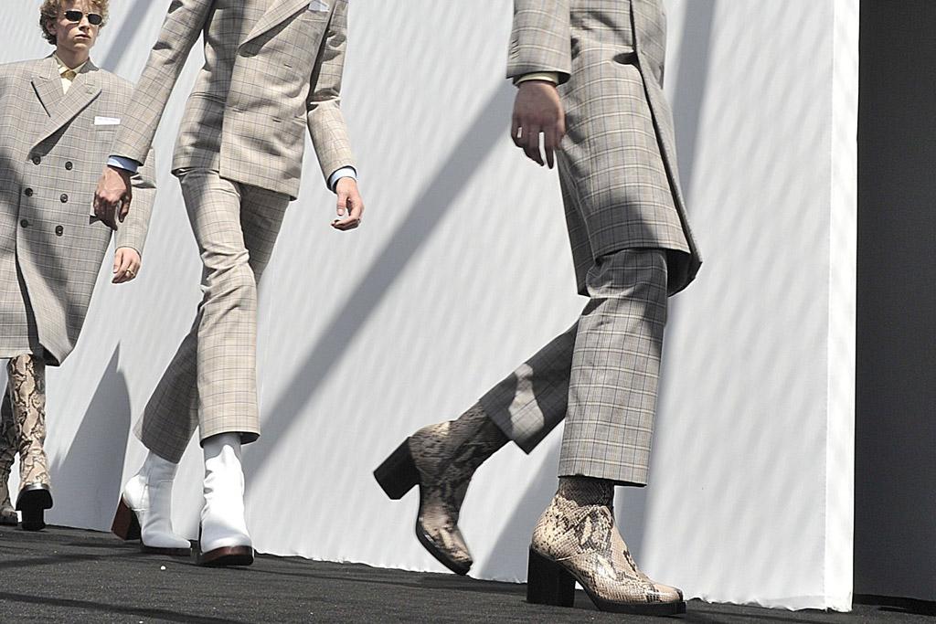 Balenciaga Spring 2017 Paris Men's