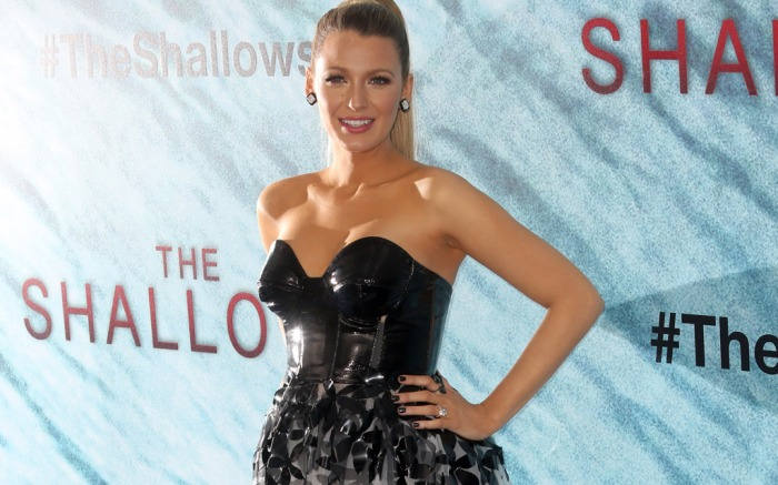 Blake Lively Shallows Premiere
