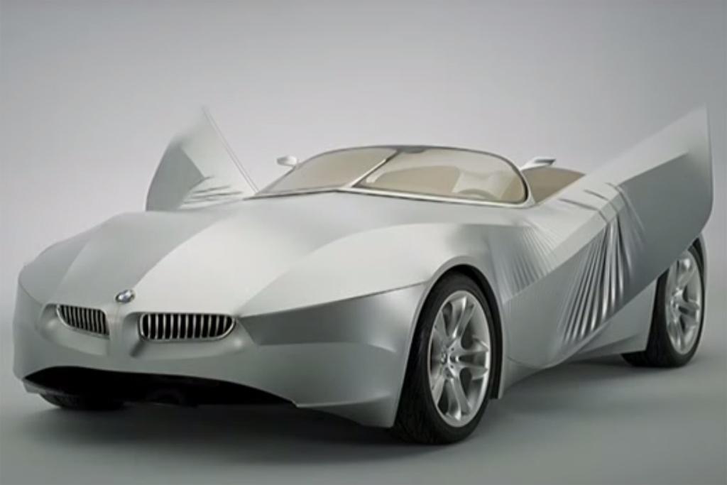 BMW GINA Light Visionary Concept Car
