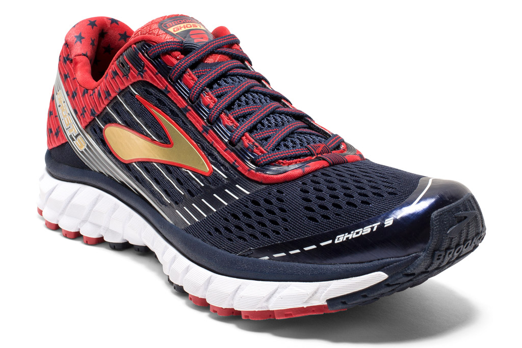 Brooks Ghost 9 Victory Collection