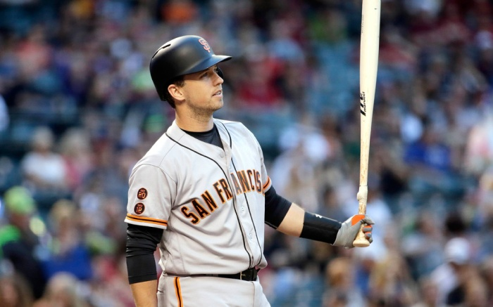 Buster Posey MLB Under Armour