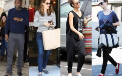 Celebrities Wearing Toms Shoes