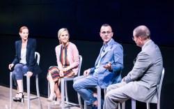 Vanessa Friedman, Tory Burch, Steven Kolb,