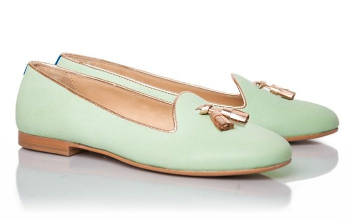 Chatelles Le Meurice Hotel Paris Slipper Shoes