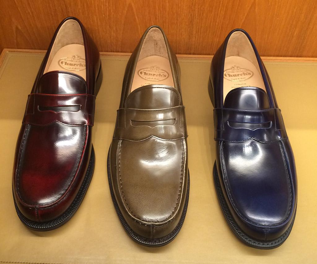 Church's Men's Spring 2017 Collection