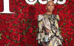 Cynthia Erivo Tony Awards Red Carpet