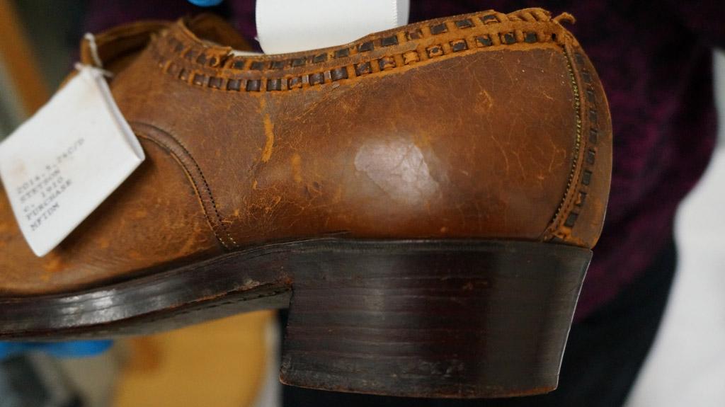stetson shoes