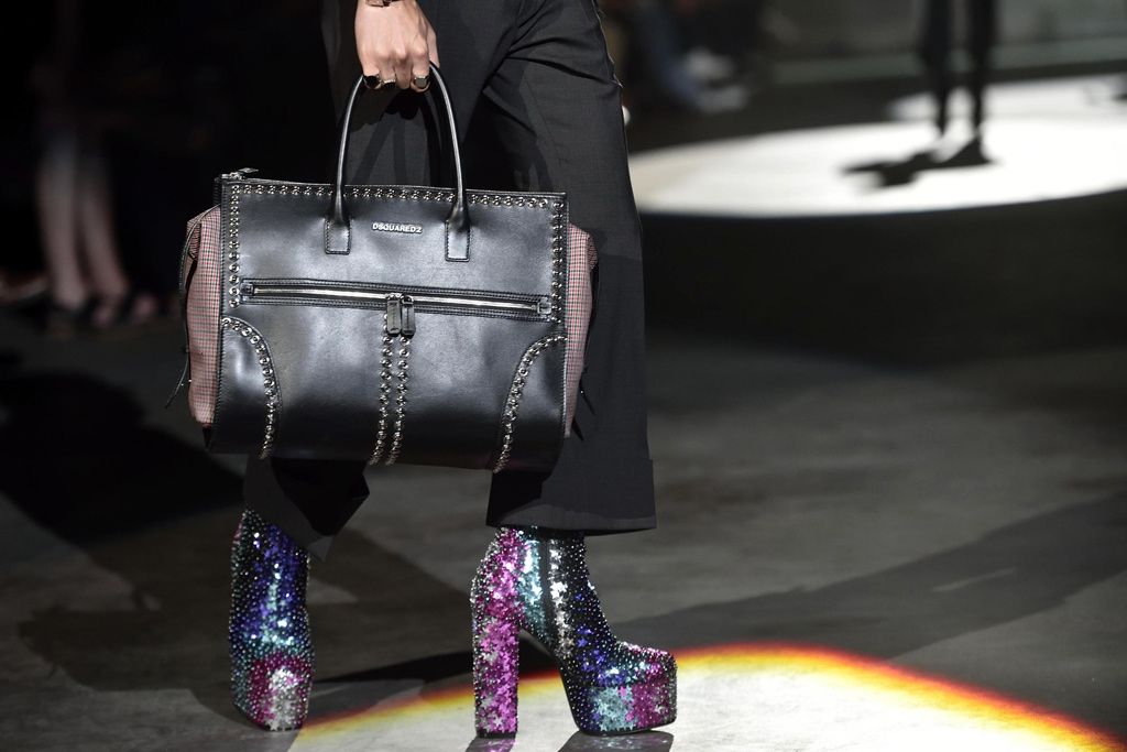 Dsquared2 Spring 2017 Collection: Milan