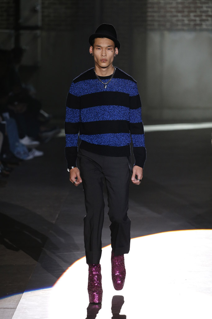 DSquared2 Men's Spring 2017 Collection