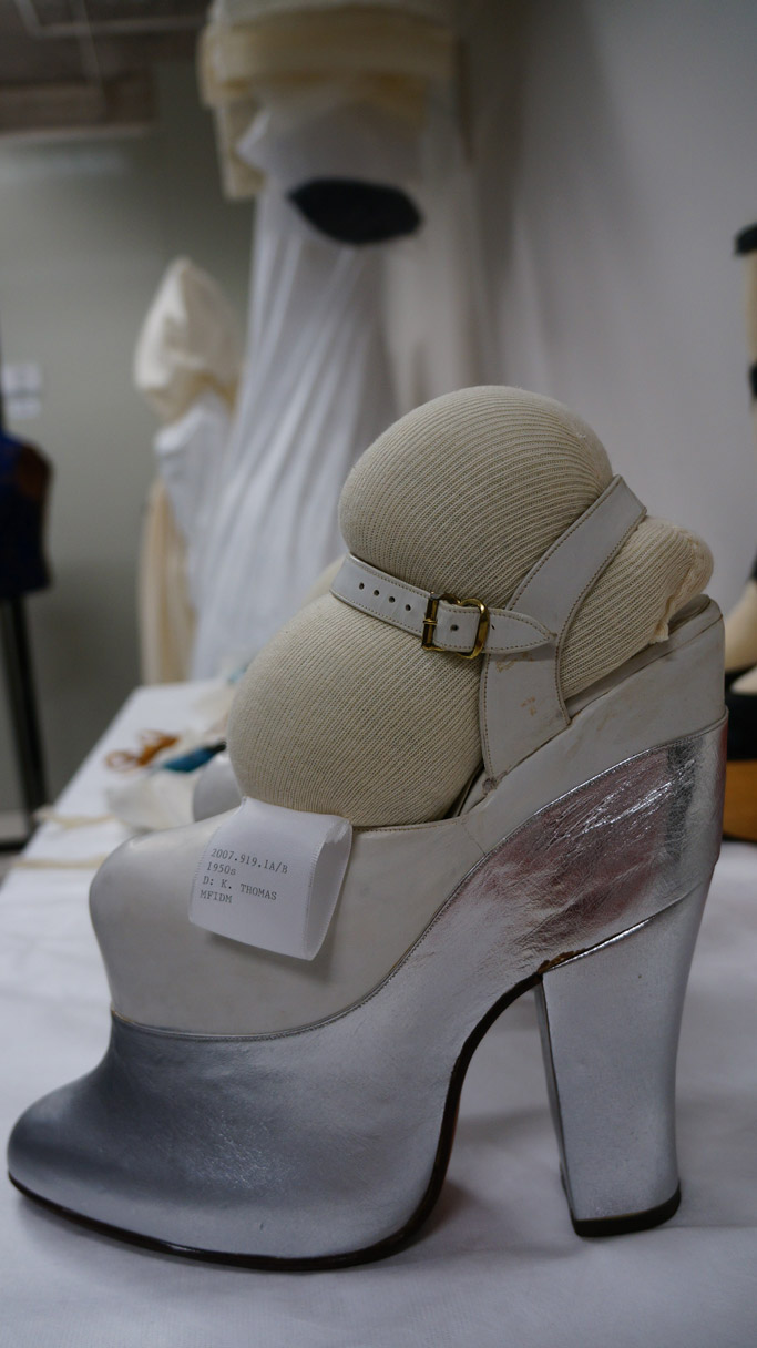 mae west fidm shoes