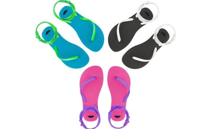 fleeps custom design sandals flip flops