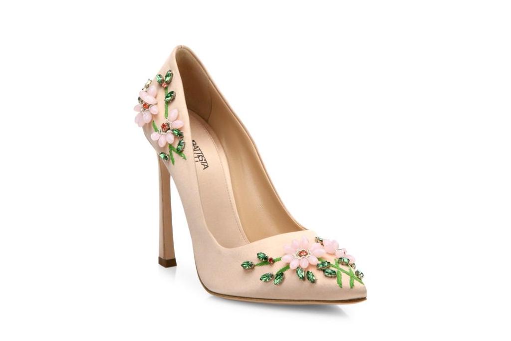 Gimabattista Valli Wedding Shoes On Sale