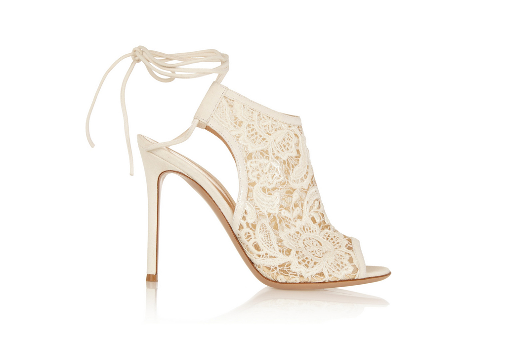 Gianvito Rossi Wedding Shoes On Sale