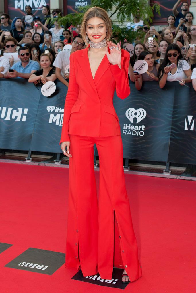 Gigi Hadid Much Music Video Awards MMVAs
