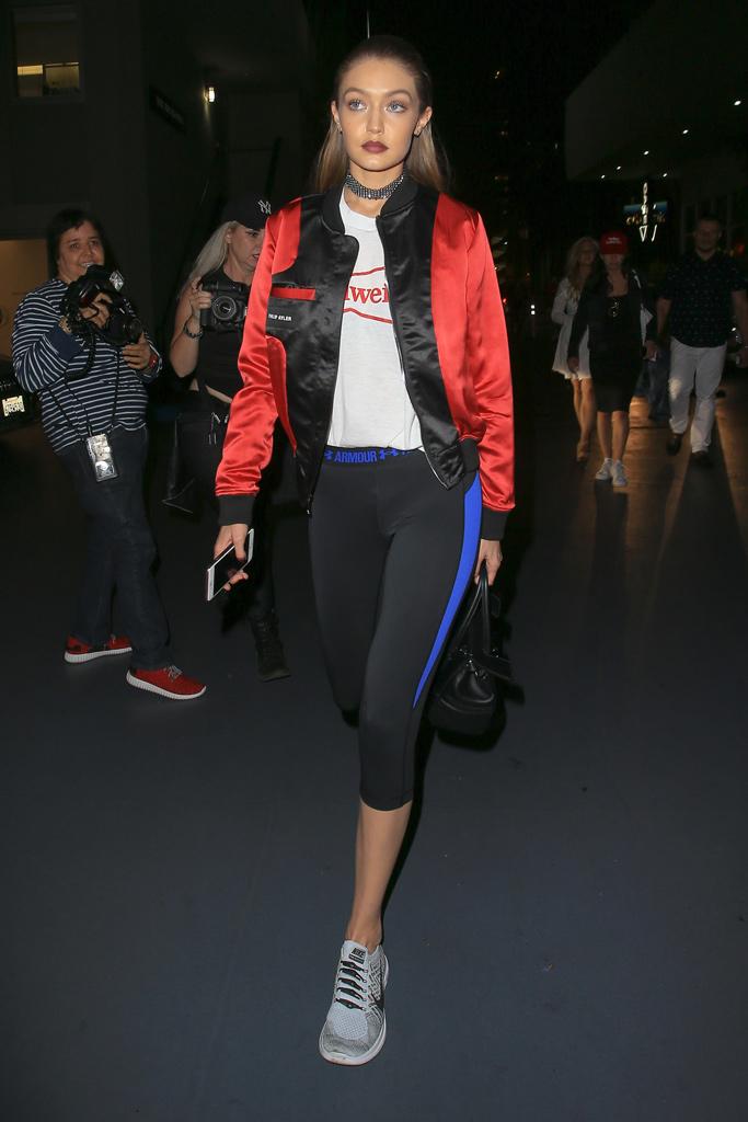 Gigi Hadid's Go-To Shoe Brands [PHOTOS