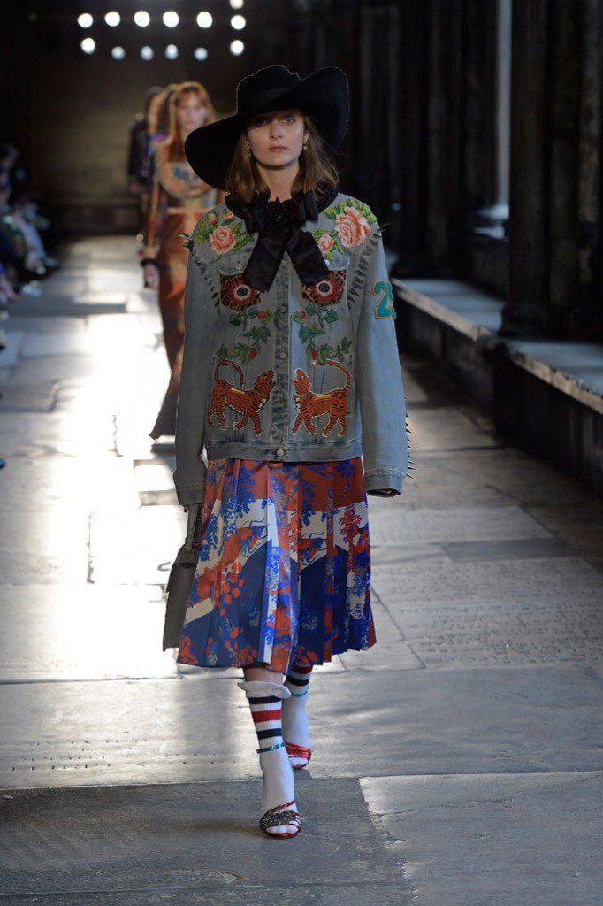 Gucci Resort 2017 Collection London