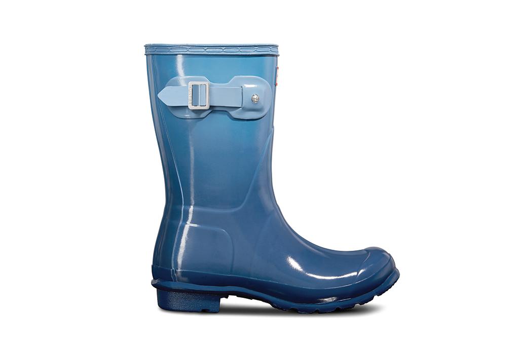 Hunter short haze boot