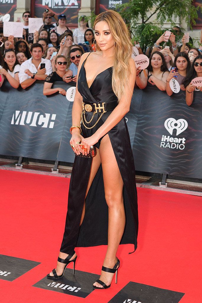 Shay Mitchell iHeartRadio Much Music Video Awards