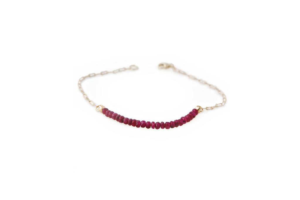Jacquie Aiche Summer Anklets
