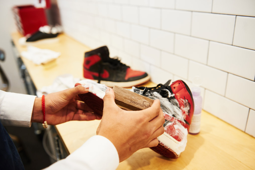 Shoes Clean At Jason Markk