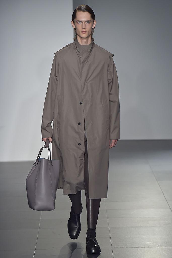 Jil Sander Men's Spring 2017 Collection