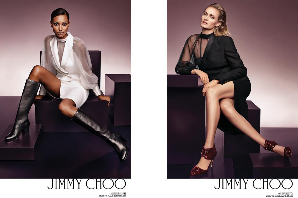 Jimmy Choo Fall 2016 Ad Campaign