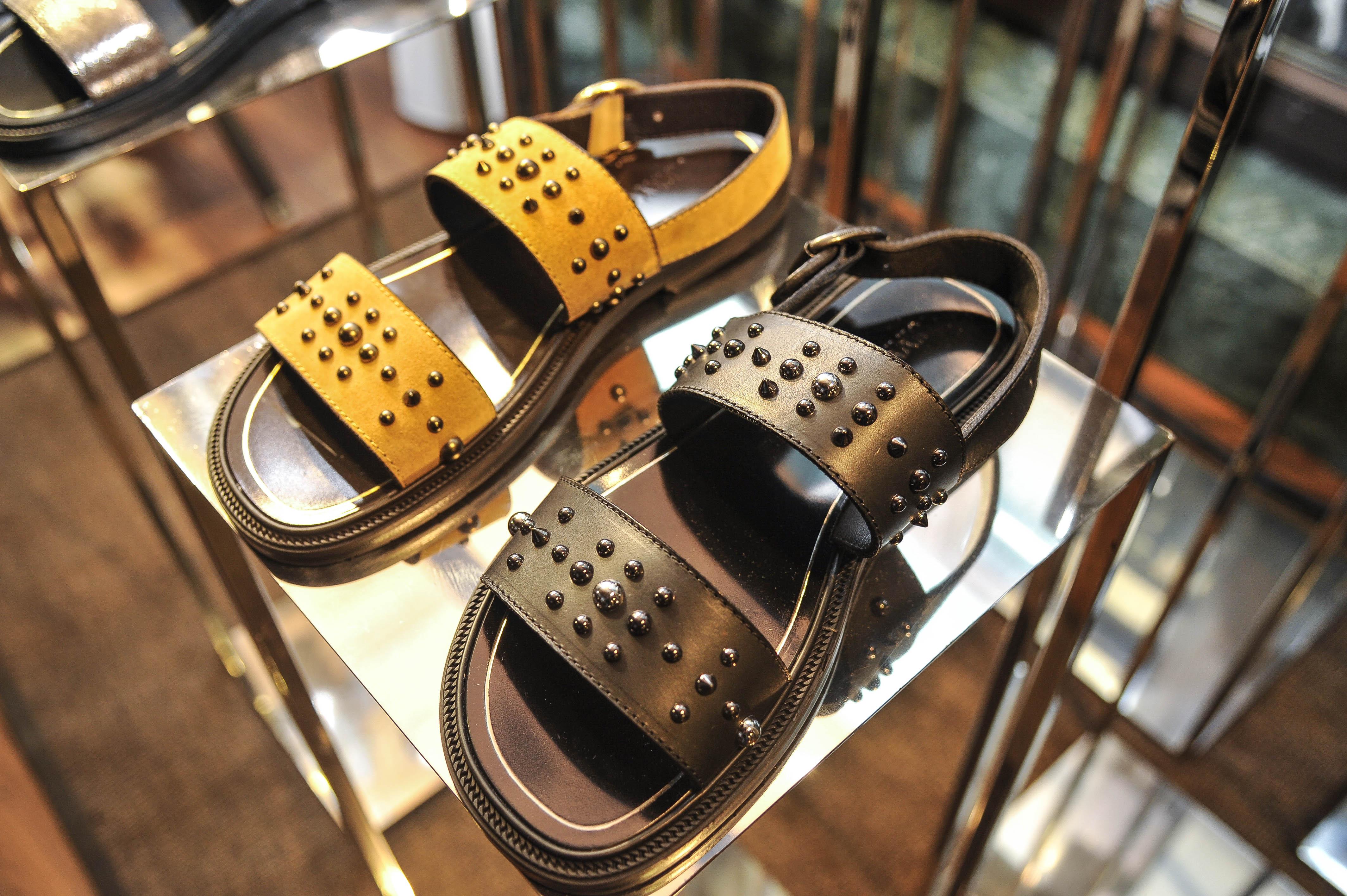Jimmy Choo Men's Spring 2017 Shoes