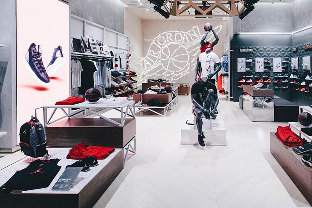 Jordan Brand Opens First Store In Dubai