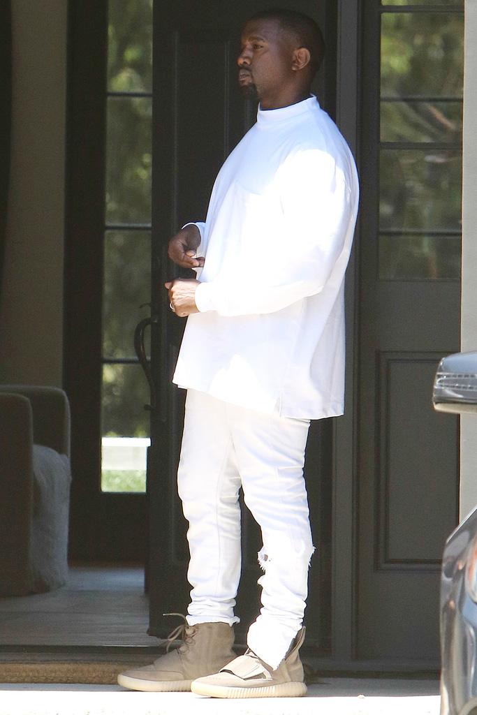 Kanye West Yeezy Boost 750s