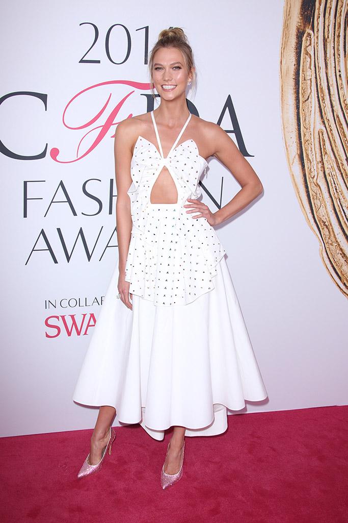 Karlie Kloss CFDA Awards 2016