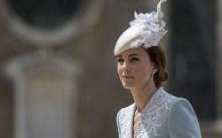 Kate Middleton Queen Elizabeth BirthKate Middleton