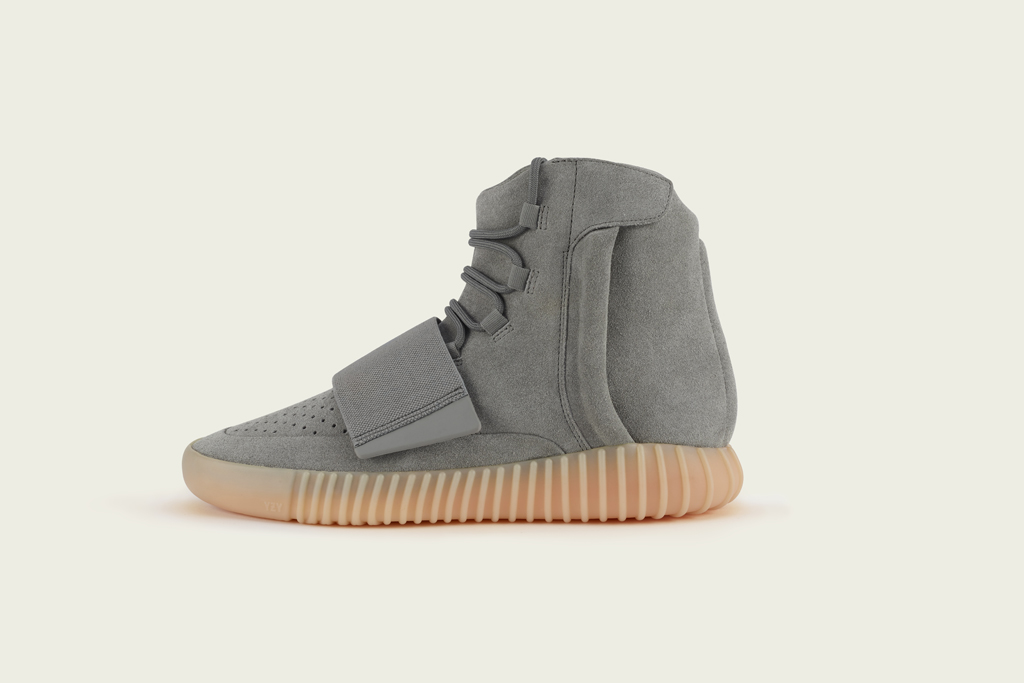 Light Grey Yeezy Boost 750 Release