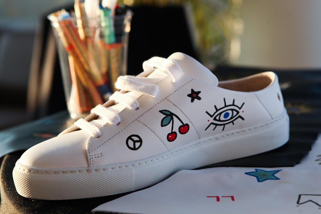 Louis Leeman sneakers