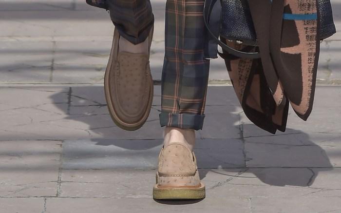 Louis Vuitton Men's Spring 2017 Collection