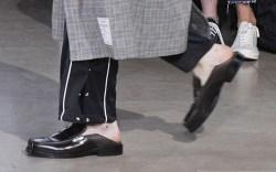 Men's Mules Trend At Fashion Week: Spring 2017 Runways – Footwear News