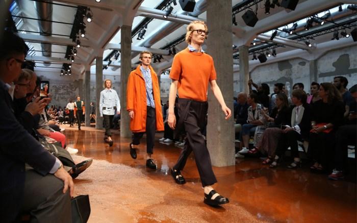 Marni Milan Men's Fashion Week