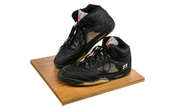Michael Jordan Air Jordan V Whitney Houston