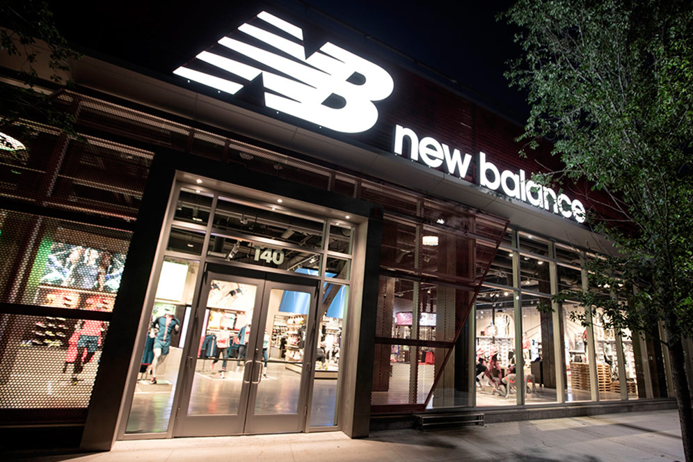 New Balance Closes Stores \u0026 Offices