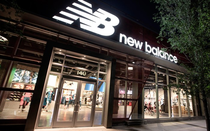 New Balance Global Flagship Store