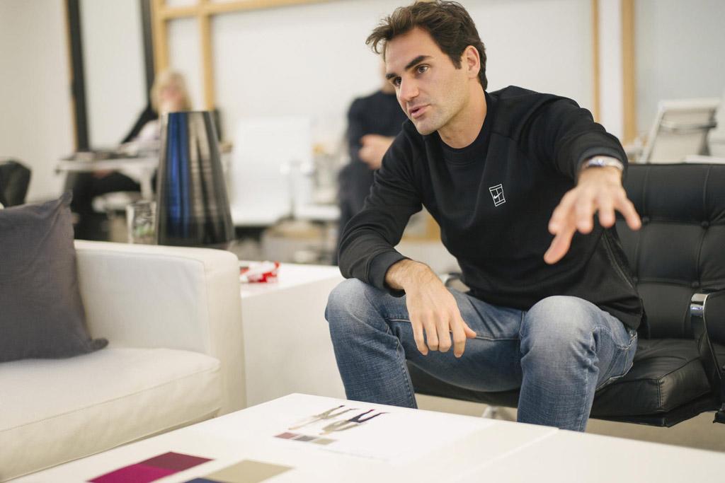 Roger Federer x NikeCourt