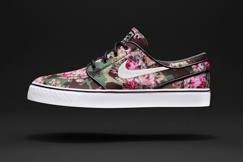 Nike SB Zoom Janoski Digi-Floral