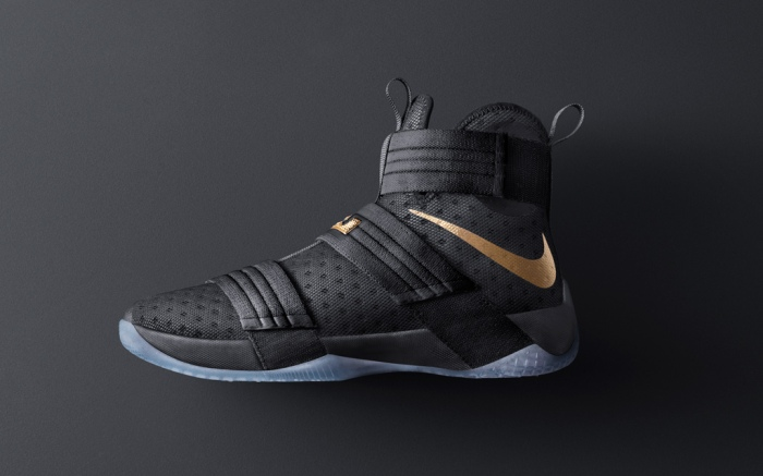 Nike Zoom LeBron Soldier 10 iD Release