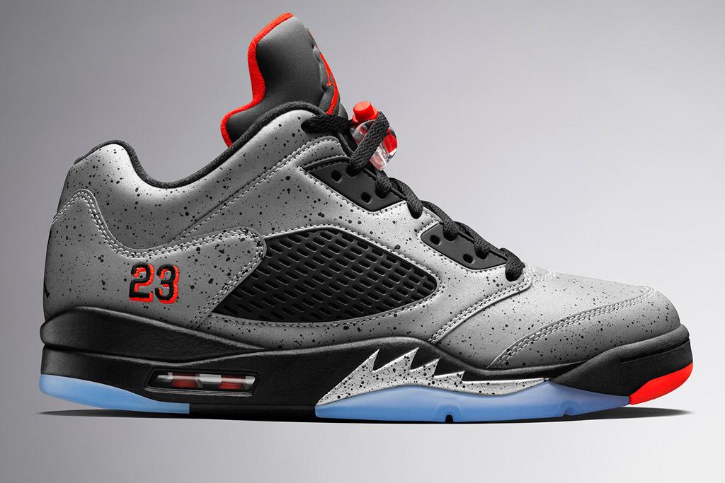 Nemar Jr. Jordan V Low Sneakers