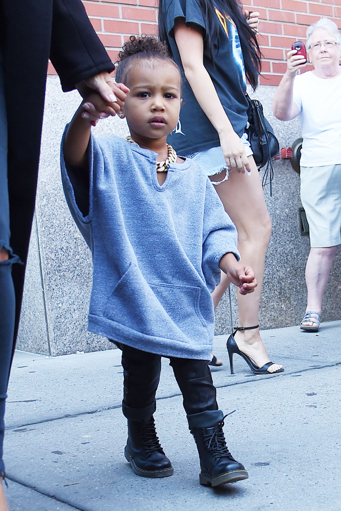 North West Shoes Style