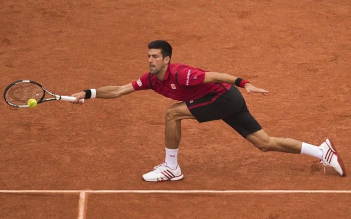 Novak Djokovic andy murray french open adidas sneakers
