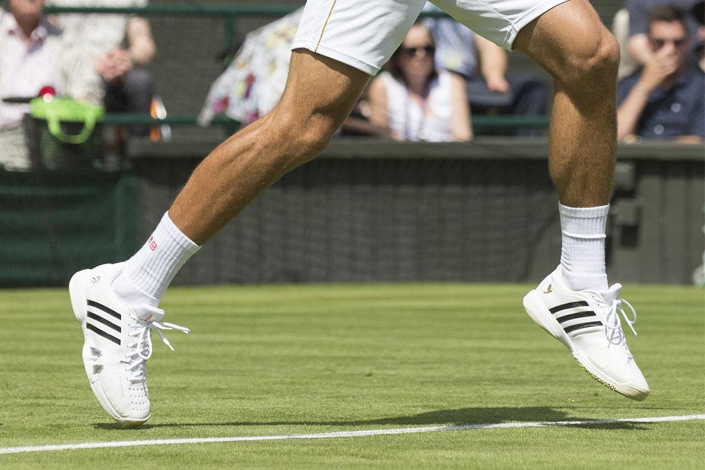 Adidas Barricade 7 Novak Pro